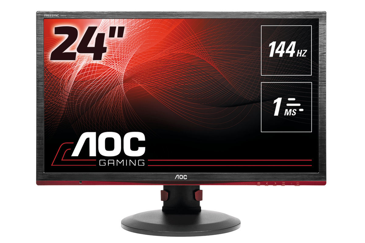 "AOC Gaming G2460PF pantalla para PC 59,9 cm (23.6"") 1920 x 1080 Pixeles Full HD LED Negro"