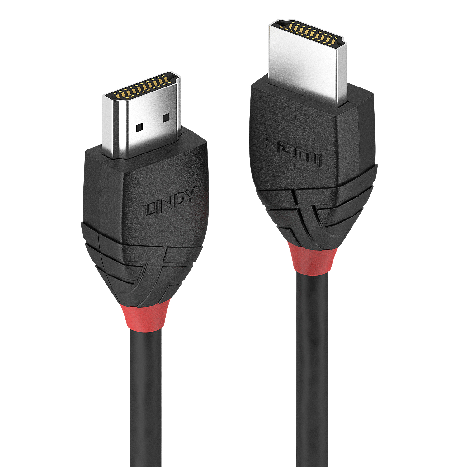 Lindy 36470 HDMI cable 0.5 m HDMI Type A (Standard) Black