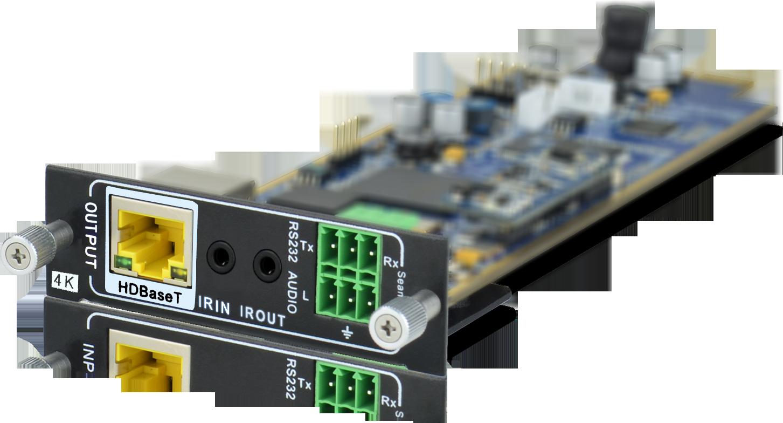 VivoLink Seamless 4K Out HDBaseT & Ana.
