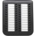 Panasonic KX-NT505X-B IP add-on module Black 48 buttons