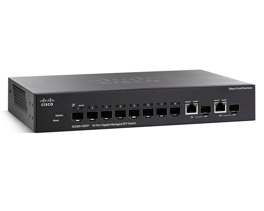 Cisco SG300-10SF