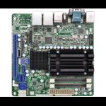 Asrock AD2550R/U3S3 FCBGA559 Mini ITX server/workstation motherboard
