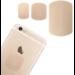 Scosche magicPLATE iPhone 6, iPhone 6 plus Gold mobile phone feaceplate