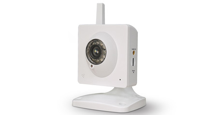 Dynamode DYN-623 security camera IP security camera Indoor Cube Ceiling/Wall 1280 x 720 pixels