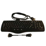 HONEYWELL SCANNING Thor VX9 Supply Chain, WINDOWS -LAPTOP- STYLE 95 KEY RUGGED KEYBOARD WITH INTEGRATED 2 BUTTON MOUSE