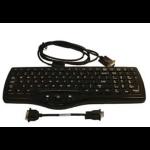 Honeywell VX89153KEYBRD Black mobile device keyboard