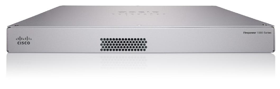 Cisco Firepower 1120 hardware firewall 1500 Mbit/s 1U