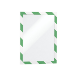 Durable DURAFRAME A4 Green, White magnetic frame