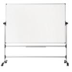 Bi-Office Earth-It Non Magnetic Mobile Wtbrd 150x120cm DD whiteboard