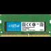 Crucial CT4G4SFS624A módulo de memoria 4 GB DDR4 2400 MHz