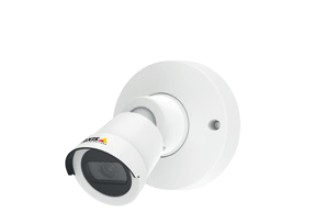 Axis Companion Bullet mini LE IP security camera Indoor & outdoor White 1920 x 1080 pixels
