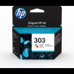 HP T6N01AE (303) Printhead cartridge color, 4ml