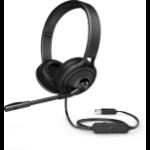 HP USB 500 headset