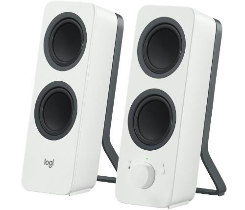 Logitech Z207 White Wireless 5 W