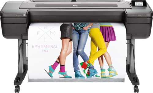 HP Designjet Z9 large format printer Colour 2400 x 1200 DPI Thermal inkjet 1118 x 1676