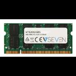 V7 2GB DDR2 PC2-4200 533Mhz SO DIMM Notebook Memory Module - V742002GBS