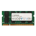 V7 2GB DDR2 PC2-4200 533Mhz SO DIMM Notebook módulo de memoria - V742002GBS