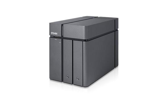 Qsan Technology XN3002T/6TB-RED 2 Bay NAS