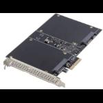 Microconnect MC-PCIE-88SE9230-2 interface cards/adapter SATA Internal