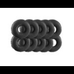 Jabra 14101-29 Black 10pcs headphone pillow