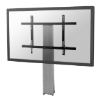 "Newstar Motorised TV/LFD Wall Lift for 42""-100"" screen, Height Adjustable - Silver"