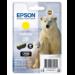 Epson Polar bear Cartucho 26 amarillo (etiqueta RF)