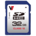 V7 SDHC Memory Card 32GB Class 10 memory card
