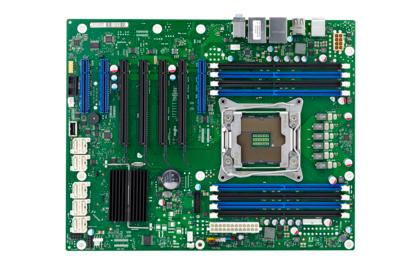 Fujitsu D3348-B2 motherboard Intel® C612 LGA 2011-v3 ATX