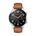 "Huawei WATCH GT 2 smartwatch AMOLED 3.53 cm (1.39"") Stainless steel GPS (satellite)"
