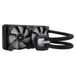 Corsair H100i v2 Processor liquid cooling