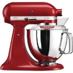 KitchenAid Artisan 5KSM175PS food processor 4.8 L Red 300 W