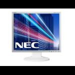 "NEC MultiSync EA193Mi 19"" LED Flat White computer monitor"
