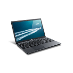 "Acer TravelMate P255-MP-5836 1.7GHz i5-4210U 15.6"" 1366 x 768pixels Touchscreen Black Notebook"