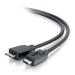C2G USB 3.0, C - Micro B, 1m cable USB 3.2 Gen 1 (3.1 Gen 1) USB C Micro-USB B Negro
