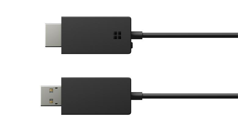 Microsoft P3Q-00004 HDMI, USB Full HD Dongle wireless display adapter