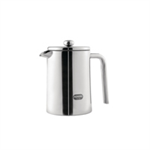 ADDIS Cafetiere 7 Hours Heat-retention 1.2 Litre Stainless Steel Ref 517471
