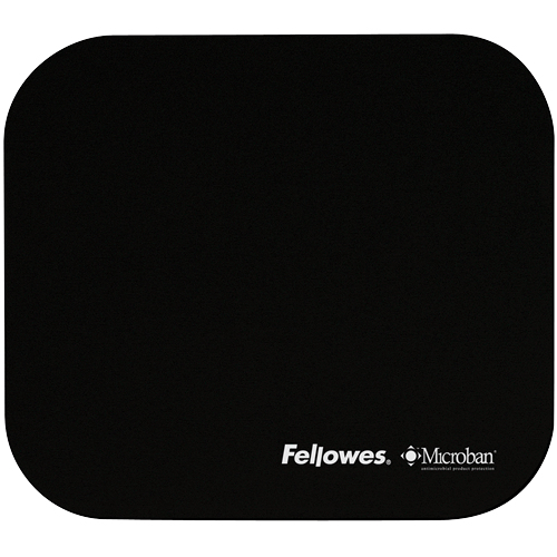 Fellowes Microban Black