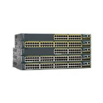 Cisco Catalyst 2960S-48TS-L Managed Gigabit Ethernet (10/100/1000) 1U Black