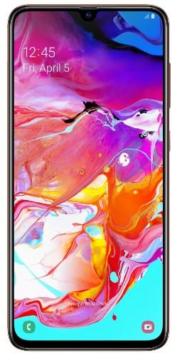 """Samsung Galaxy SM-A705F 17 cm (6.7"""") 128 GB 4G Coral 4500 mAh"""