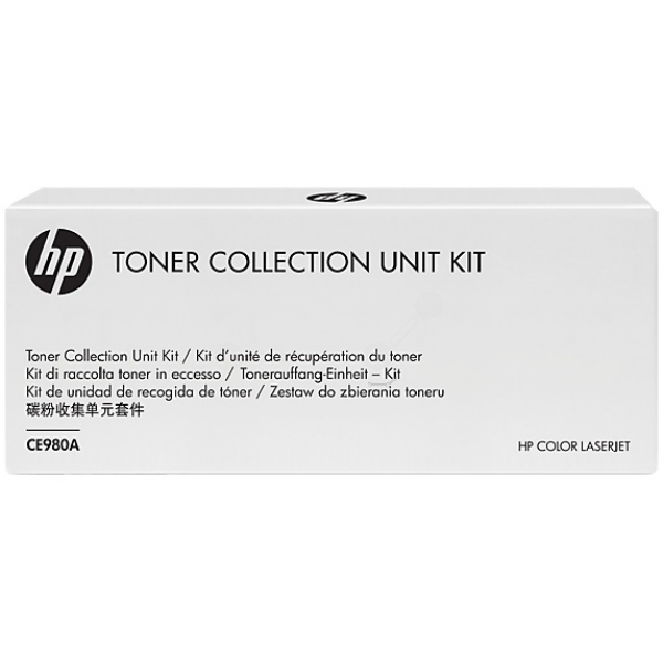 HP CE980A Toner waste box, 150K pages