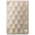 Seagate Backup Plus Ultra Slim 1TB external hard drive 1000 GB Gold
