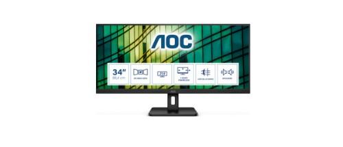 AOC E2 Q34E2A LED display 86.4 cm (34