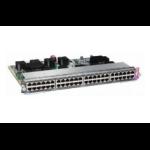 Cisco X4748-UPOE+E, Refurbished L2 Gigabit Ethernet (10/100/1000) Silver 1U Power over Ethernet (PoE)