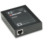 Intellinet 560443 network splitter Black Power over Ethernet (PoE)