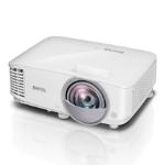 Benq MX808ST Desktop projector 3000ANSI lumens DLP XGA (1024x768) White data projector