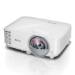 Benq MX808ST videoproyector 3000 lúmenes ANSI DLP XGA (1024x768) Proyector para escritorio Blanco