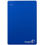 "New Seagate Backup Plus Portable External Hard Disk Drive 2.5"" 4TB Blue"