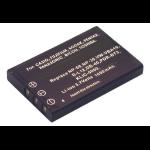 2-Power Digital Camera Battery 3.7V 1150mAh