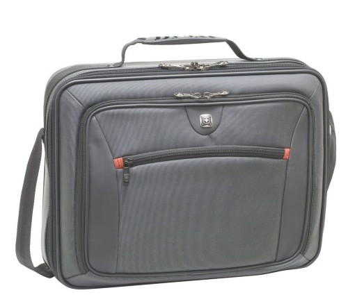 """Wenger/SwissGear Insight 15.6"""" Briefcase Grey"""