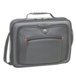 "Wenger/SwissGear Insight 15.6"" Briefcase Grey"